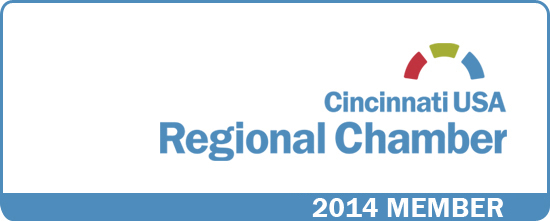 Cincinnati Regional Chamber of Commerce logo